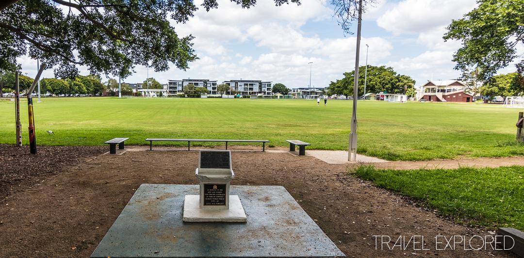 Bulimba - Bulimba Memorial Park