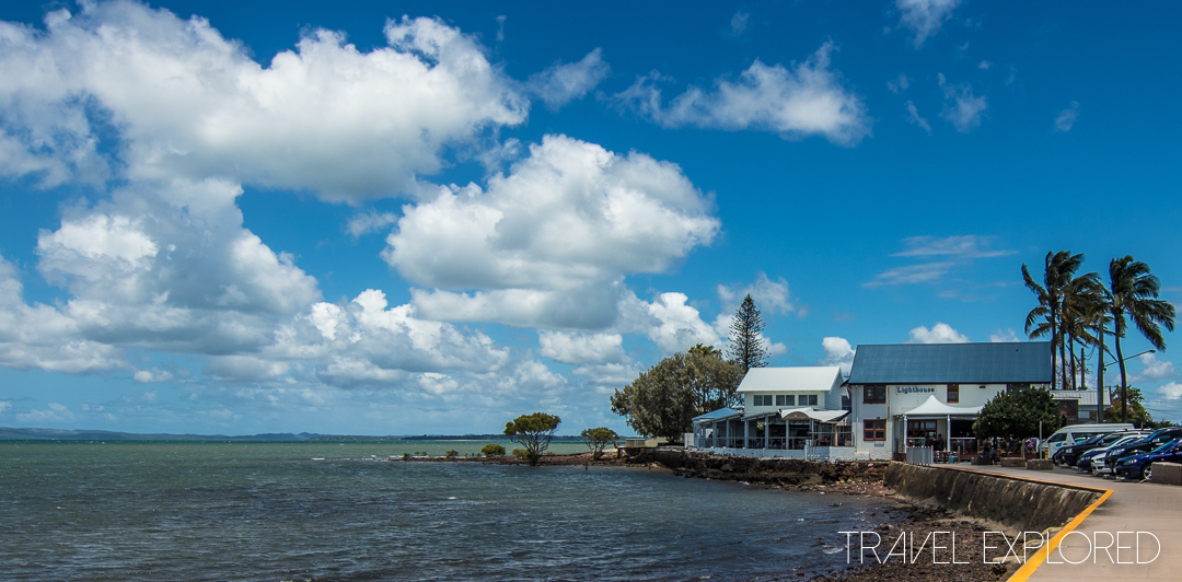 Cleveland Point - Lighthouse Restaurant