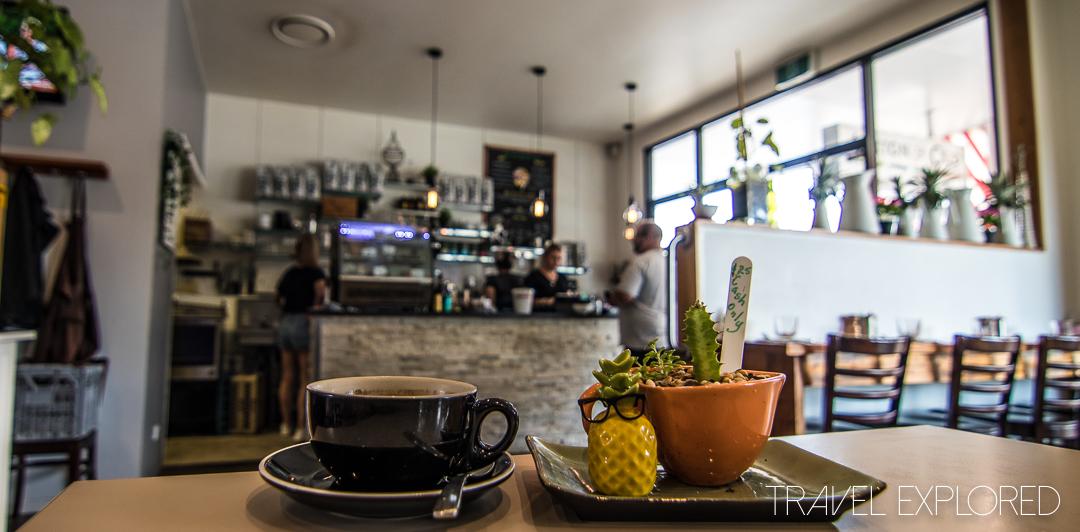 Coffee - Ashton & Old, Camp Hill