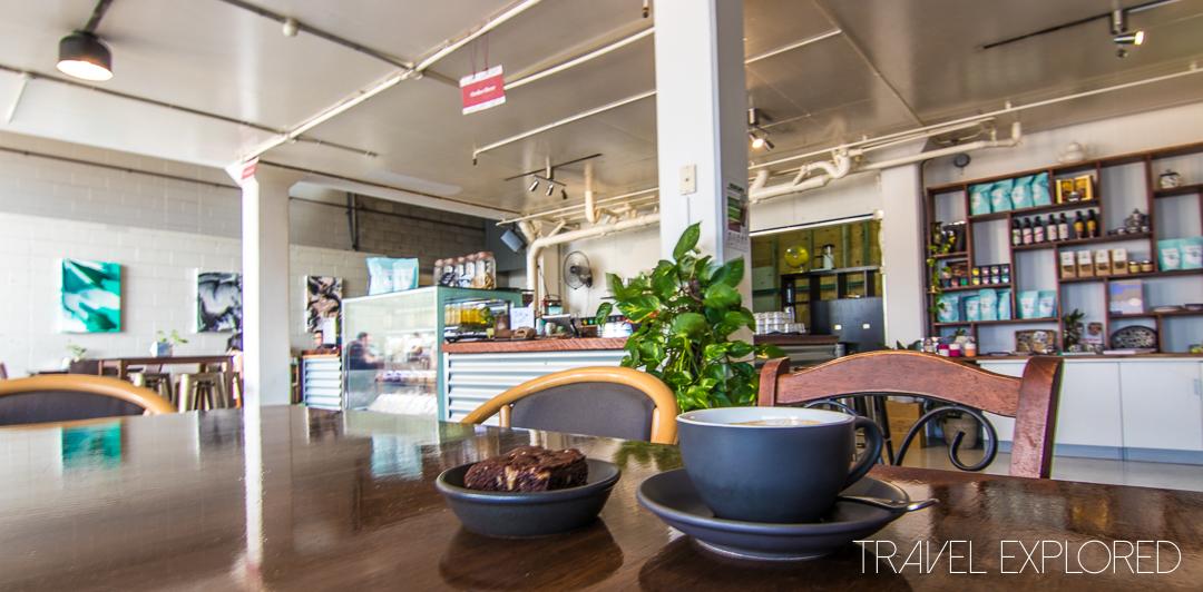 Coffee - Bedouin Brew, Coopers Plains