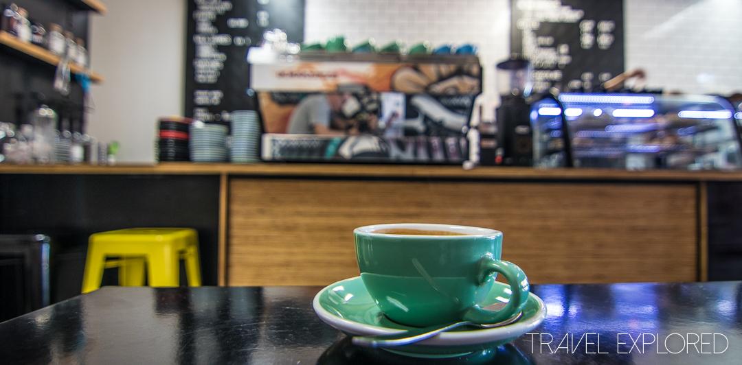 Coffee - Bioney Cafe, Wellington Point