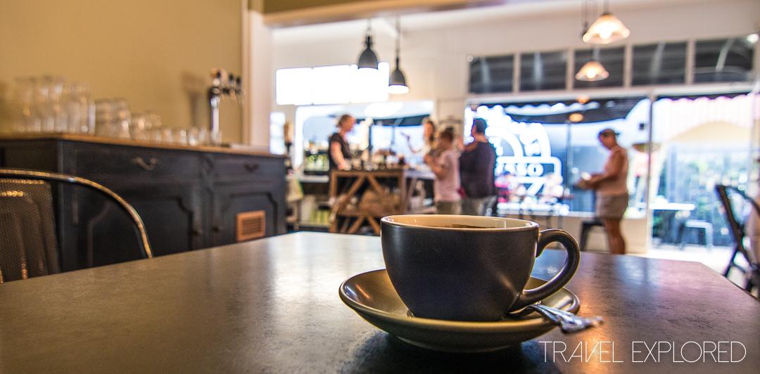 Coffee - Cambridge Lane Espresso, Manly