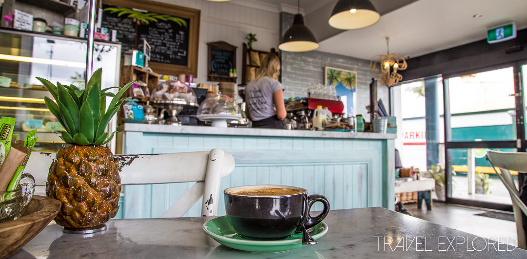 Coffee - Coconut Coffee House, Ormiston