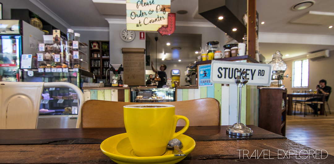 Coffee - Let Minnow Cafe, Clayfield