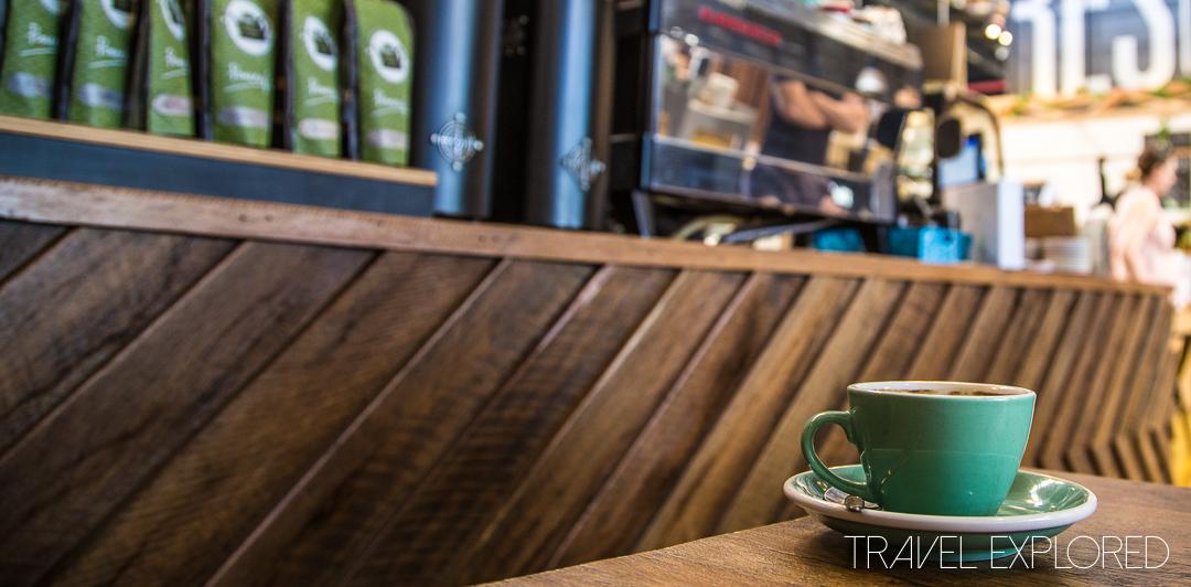 Coffee - Pomeroy's, Isle of Capri