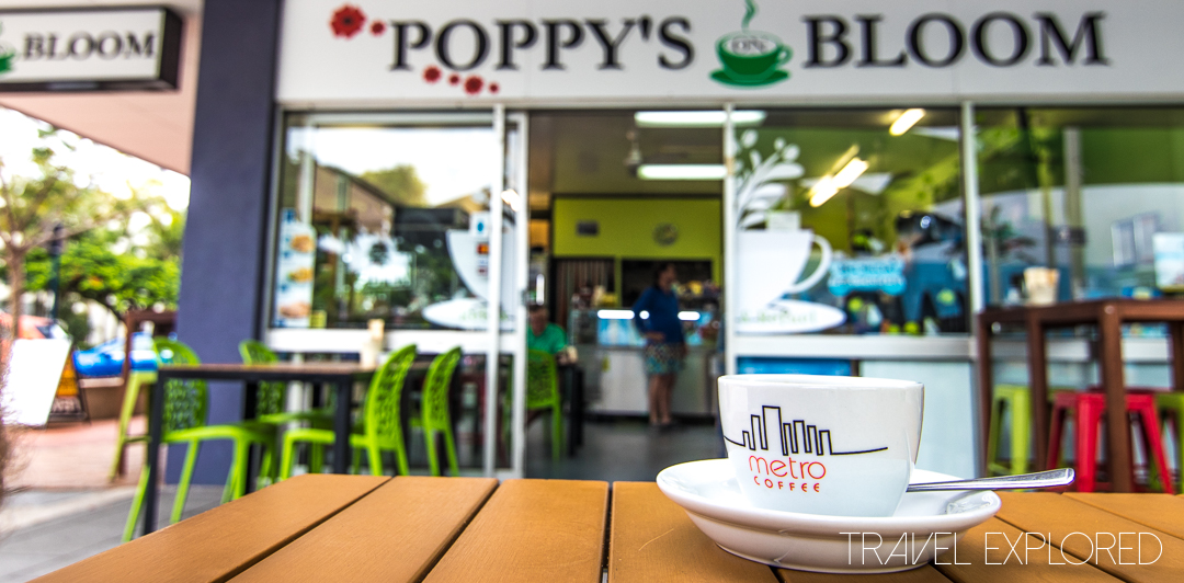 Coffee - Poppy's On Bloom, Cleveland