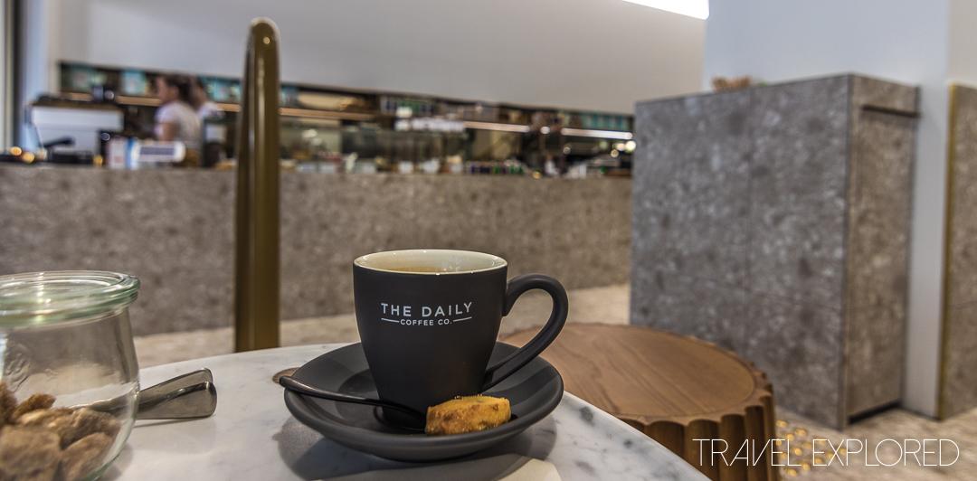 Coffee - The Daily Coffee Co., Brisbane