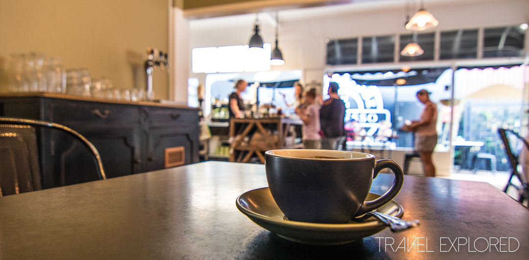 Manly Harbour Village - Cambridge Lane Espresso