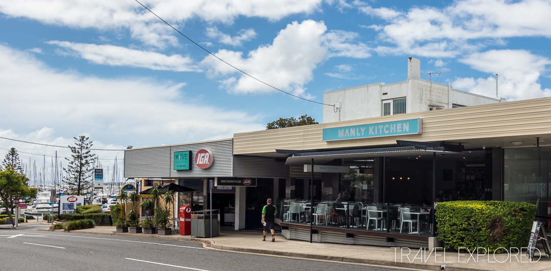 Manly Harbour Village - Cafes & Shops