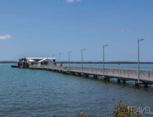 Victoria Point - Jetty