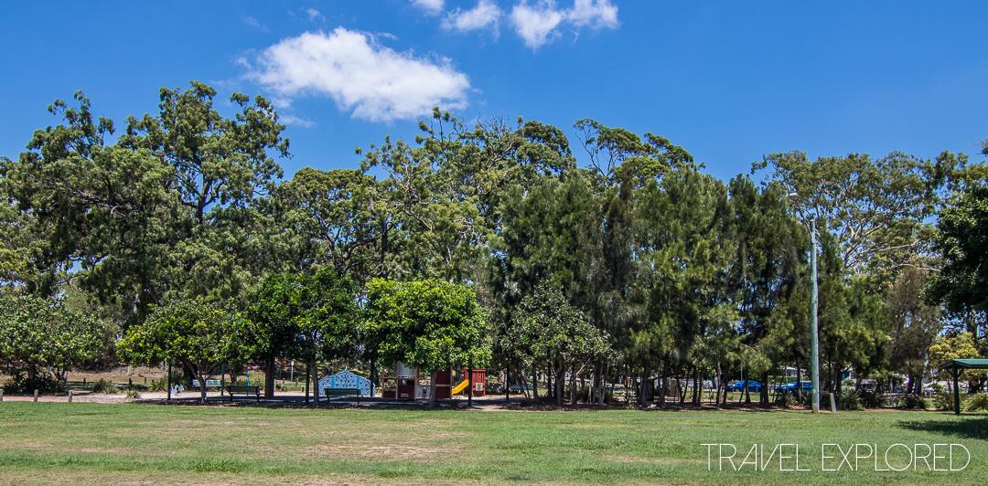 Victoria Point - Playground