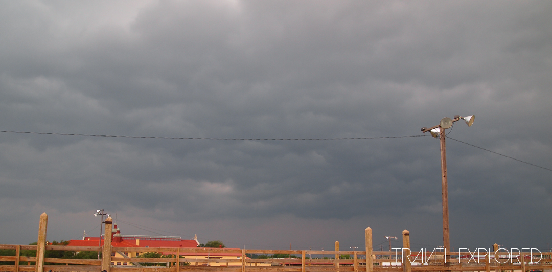 Weather - Fort Worth Storm