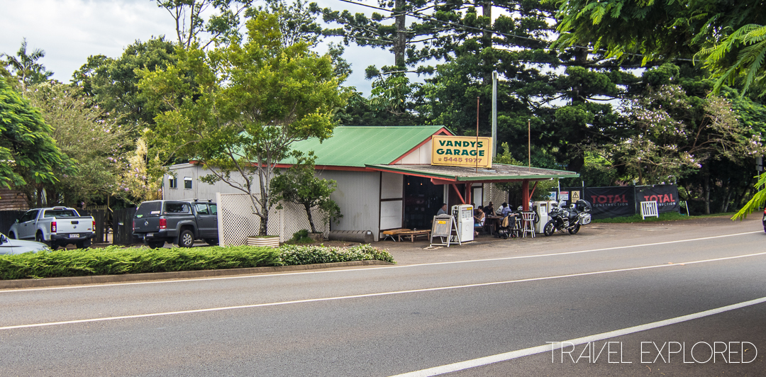 Buderim - The Birds And The Beans Cafe
