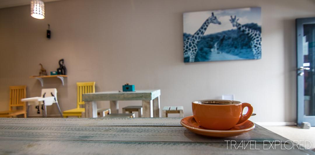 Coffee - 3 Giraffes Cafe
