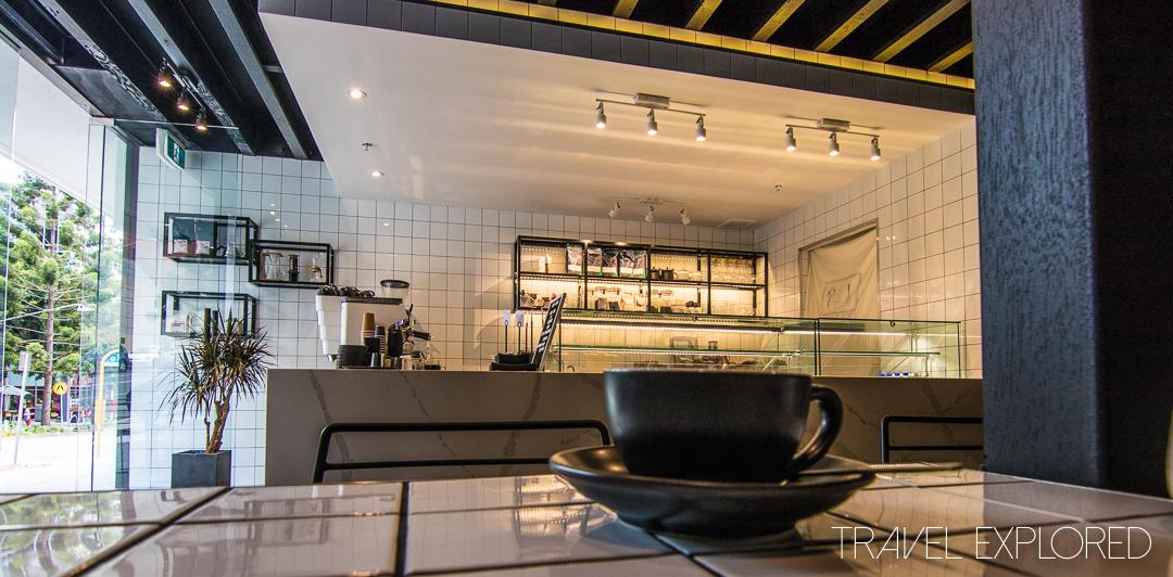 Coffee - B + C Lab Cafe