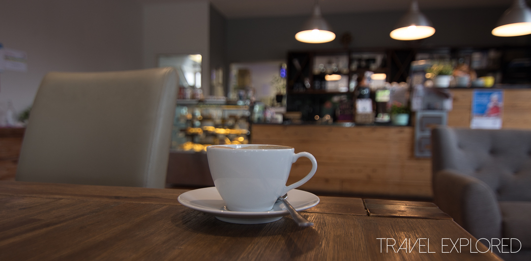 Coffee - The Bean & Leaf Cafe