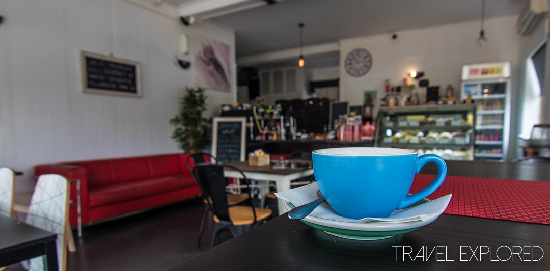 Coffee - Caffeination Station
