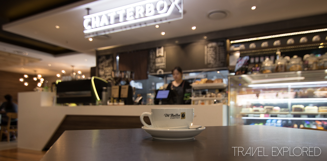 Coffee - Chatterbox