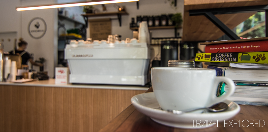 Coffee - Cups & Wells