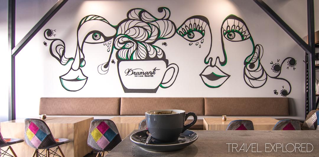 Coffee - Dramanti Artisan Roaster
