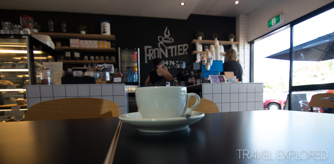 Coffee - Frontier Coffee House