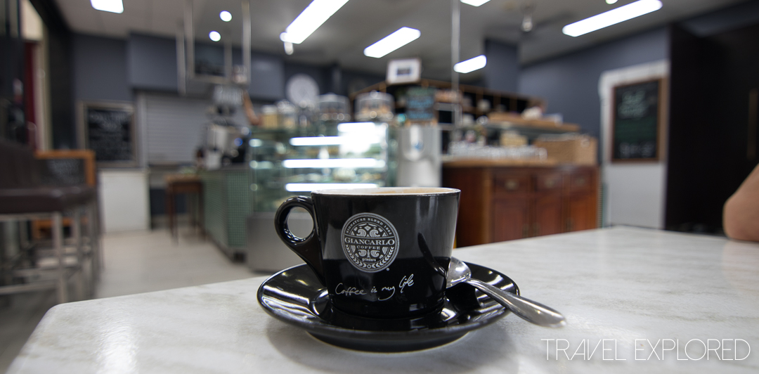 Coffee - The Espresso Bar