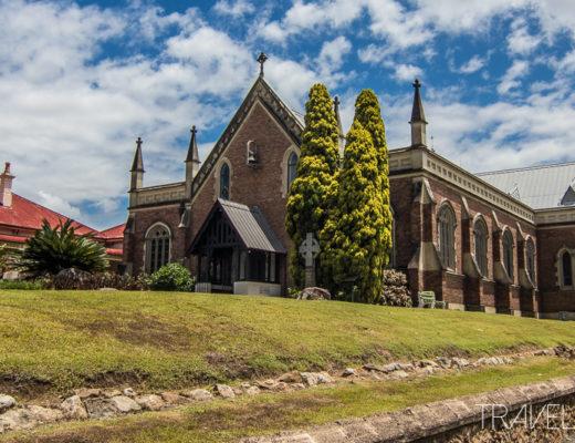 Ipswich - St Paul's Anglican Church