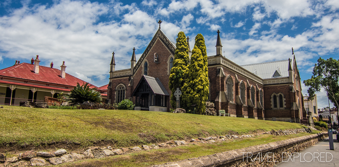 Ipswich - St Paul's Anglican Church