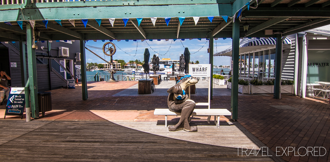 Mooloolaba - The Wharf