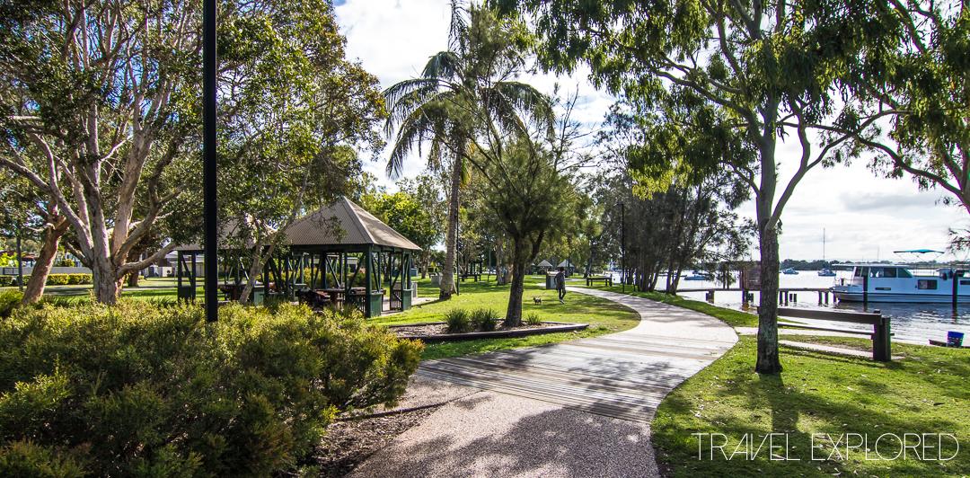 Noosaville - Noosa River Park