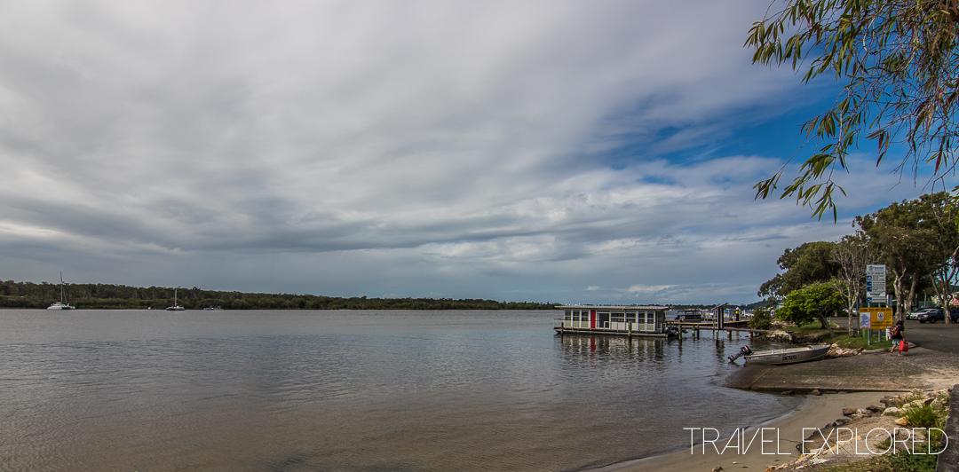 Noosaville - Noosa River