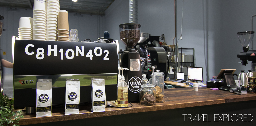 Viva Coffee Roasters - Coffee Machine