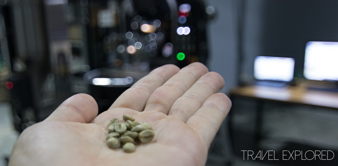 Viva Coffee Roasters - Green Beans
