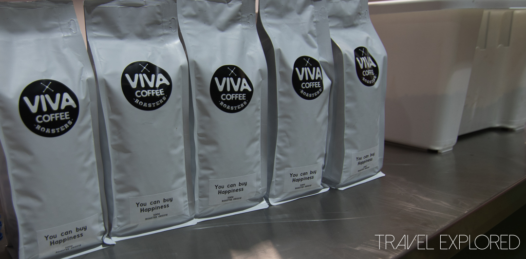 Viva Coffee Roasters - You Can Buy Happiness