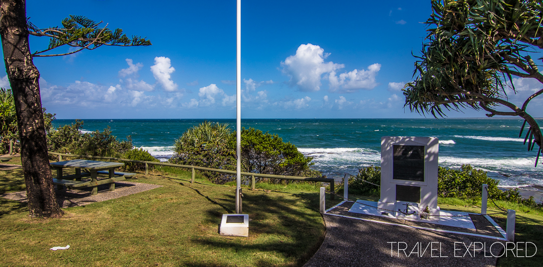 Shelly Beach & Caloundra - Centaur Park View