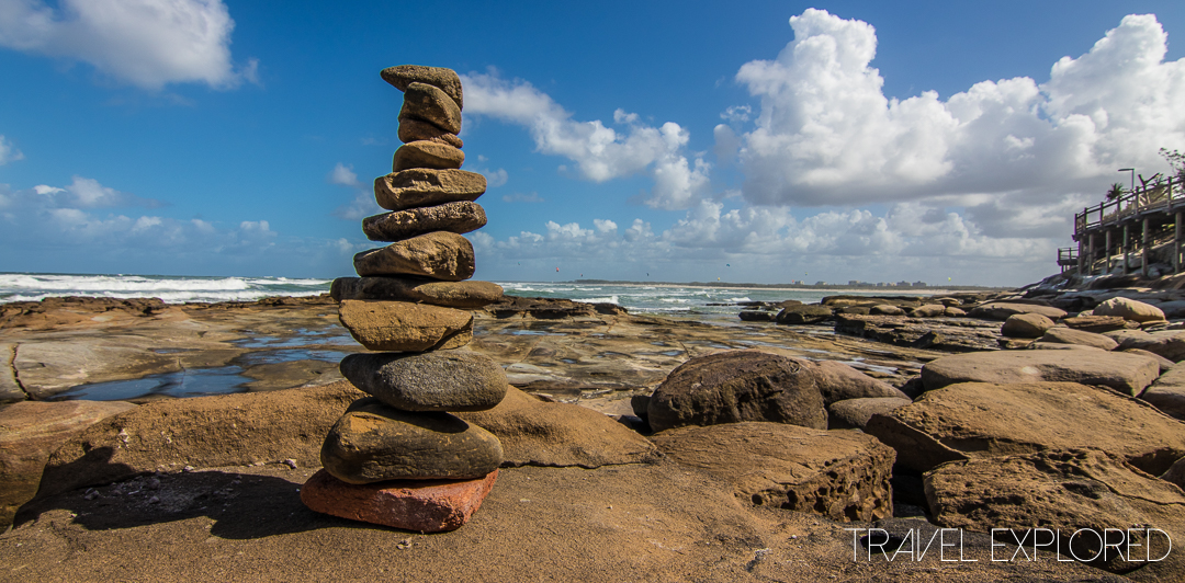 Shelly Beach & Caloundra - Kings Beach Rocks