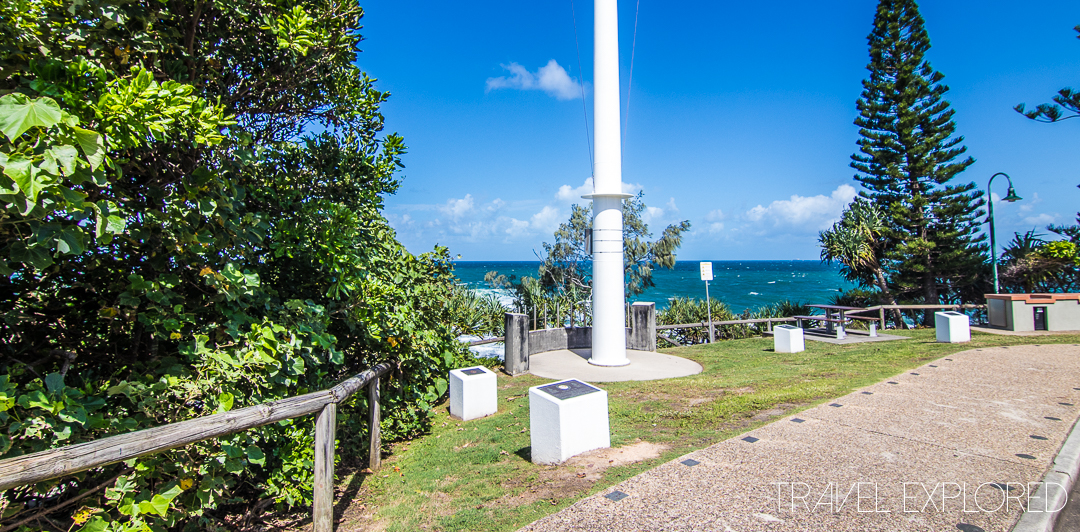 Shelly Beach & Caloundra - Memorials