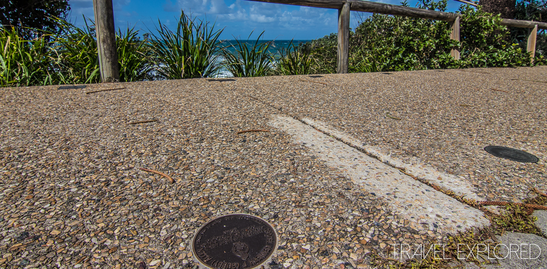 Shelly Beach & Caloundra - Remembrance Plaques