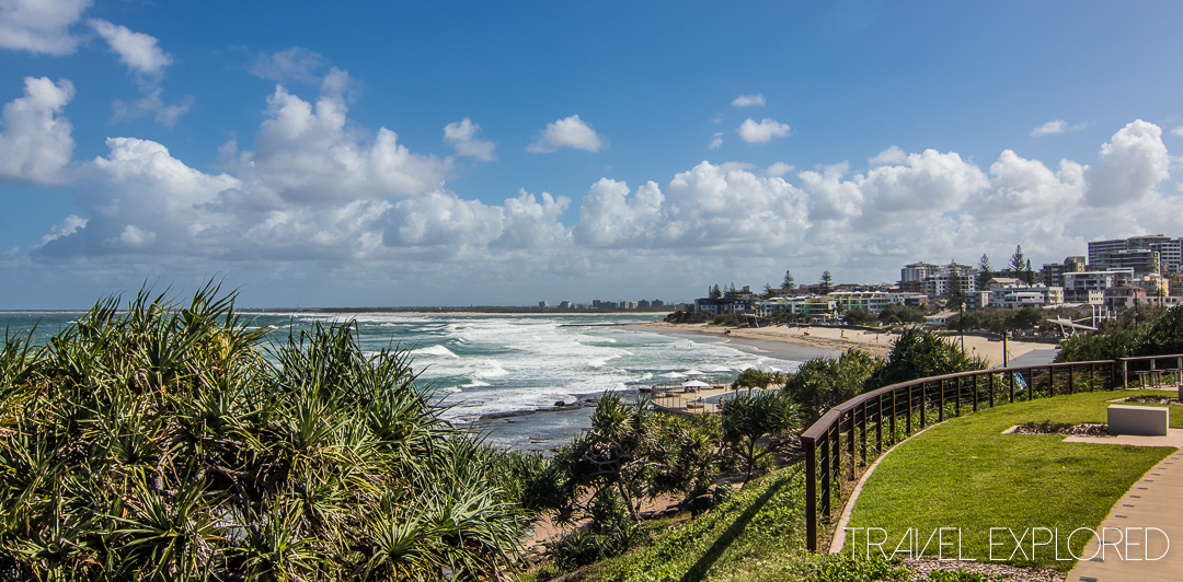 Shelly Beach & Caloundra - Caloundra View
