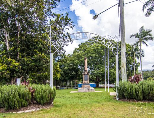 Woombye - Memorial Park