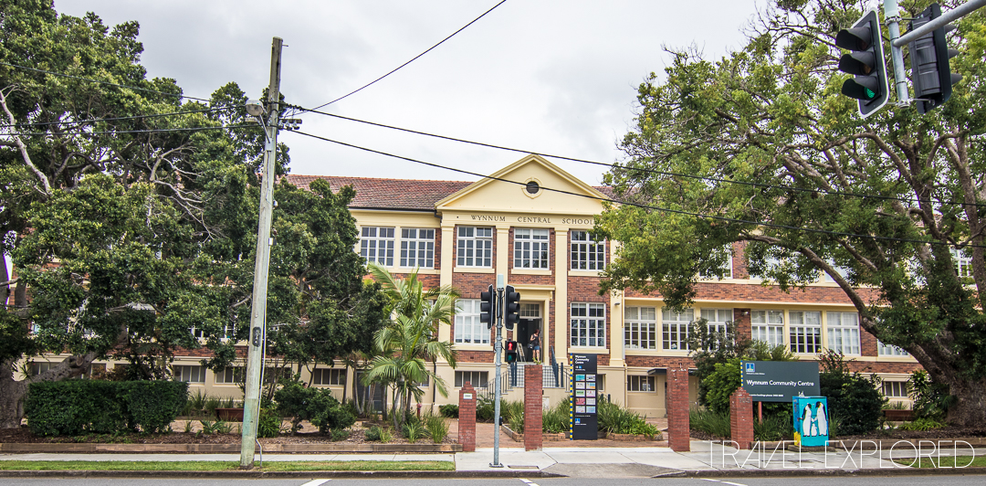 Wynnum - Former Wynnum Central School