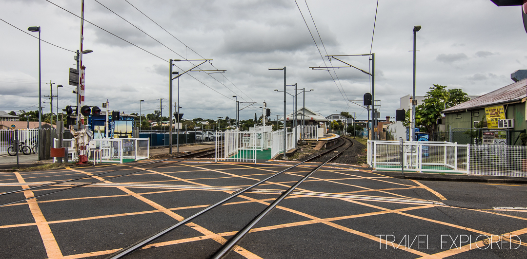 Wynnum - Train Station