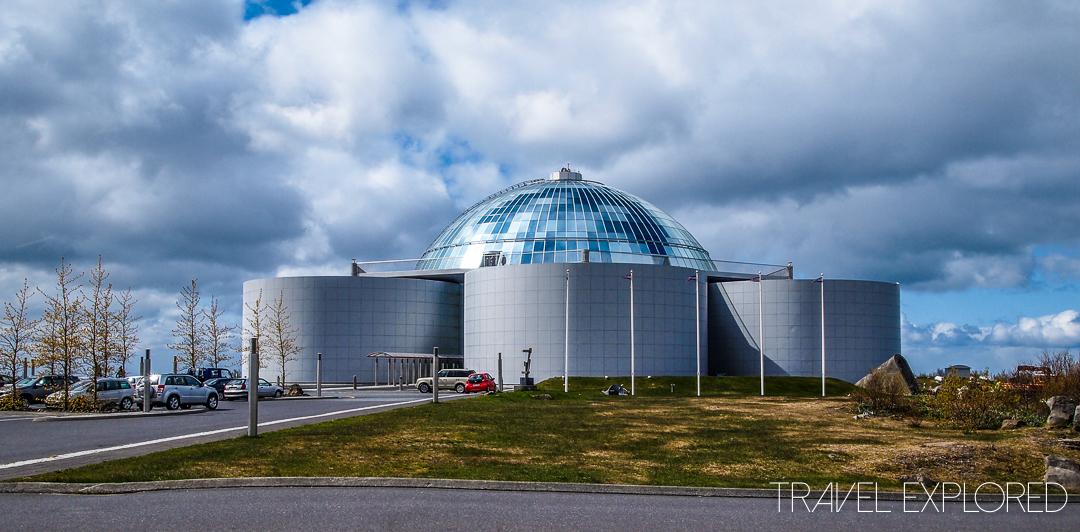 Perlan Building, Reykjavik
