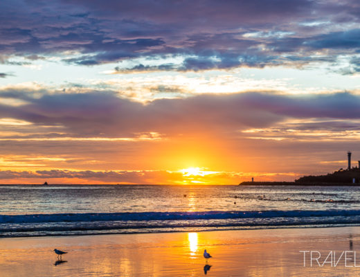April 24th 2015 - Mooloolaba Beach Sunrise