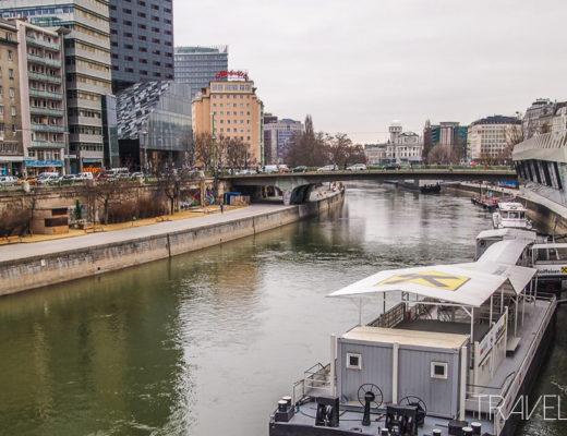 Vienna -Danube Canal